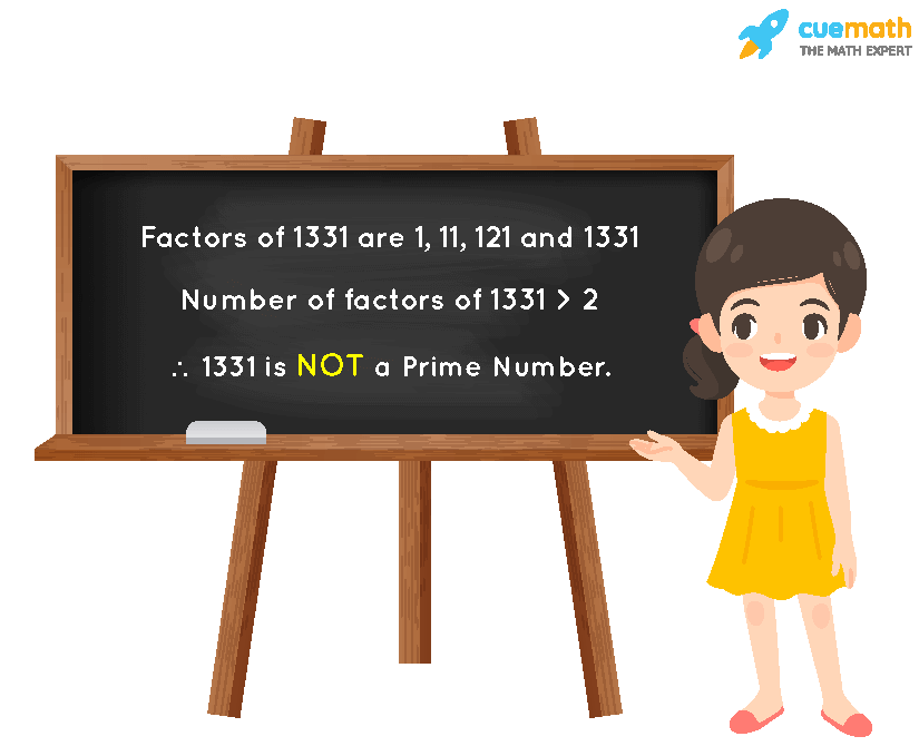 Is 1331 a Prime Number?