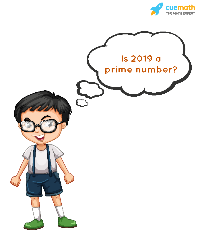 Is 2019 a Prime or Composite?