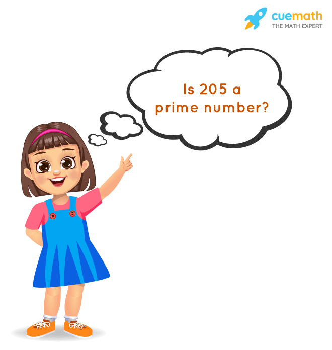 Is 205 a Prime or Composite?