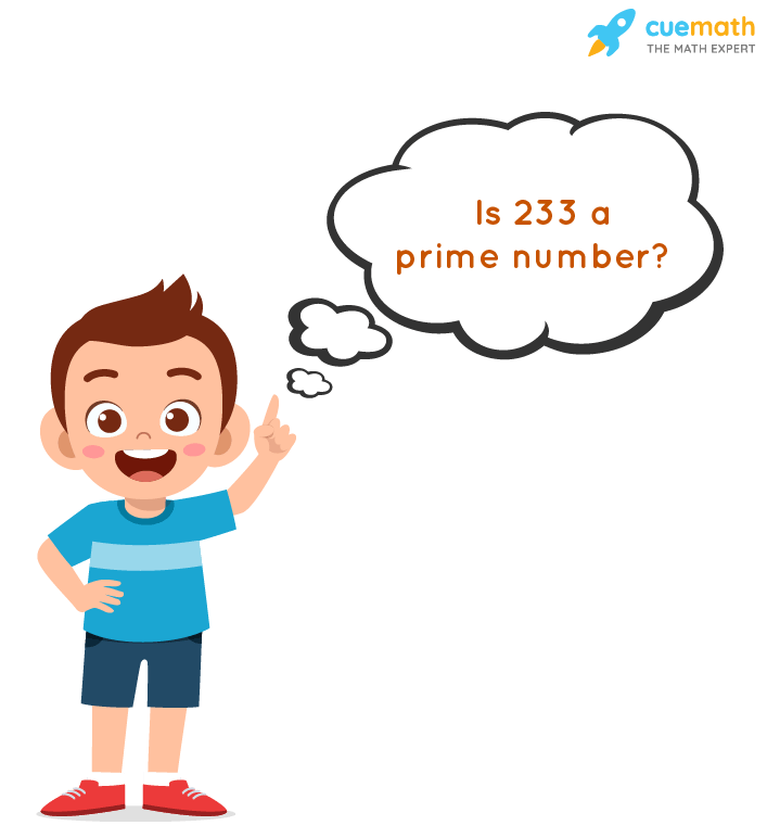 Is 233 a Prime Number?