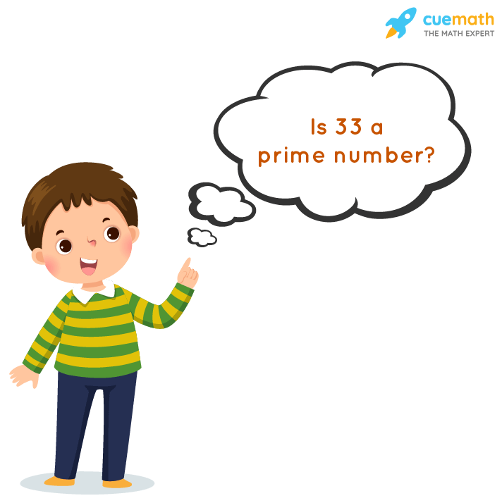 Is 33 a Prime or Composite?