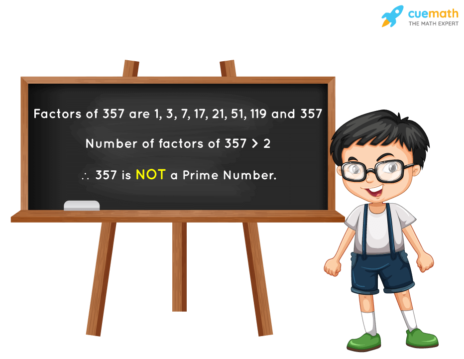 Is 357 a Prime Number?