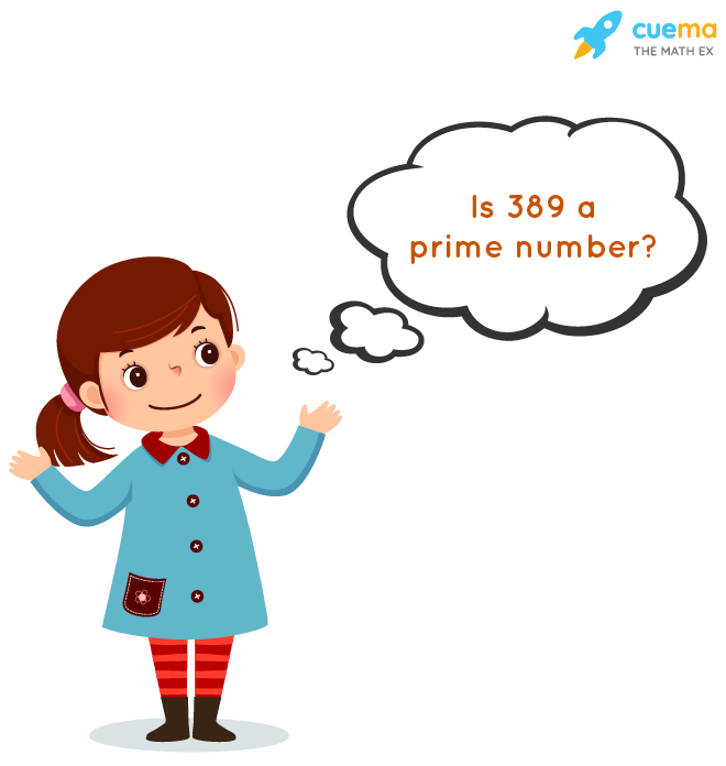 Is 389 a Prime Number?