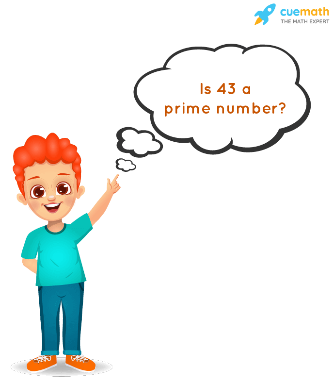 Is 43 a Prime Number?