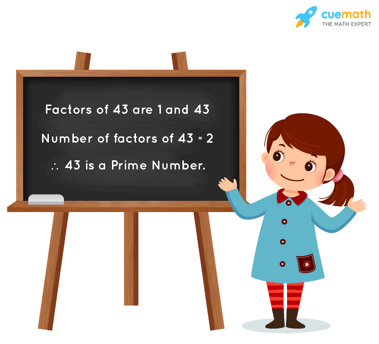 Is 43 a Prime or Composite?