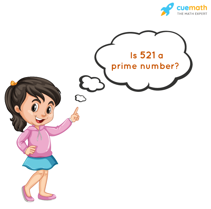 Is 521 a Prime Number?