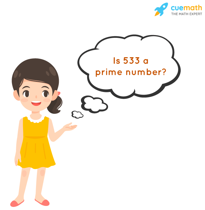 Is 533 a Prime or Composite?