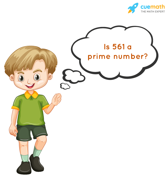 Is 561 a Prime or Composite?