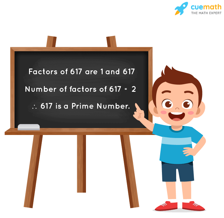 Is 617 a Prime or Composite?