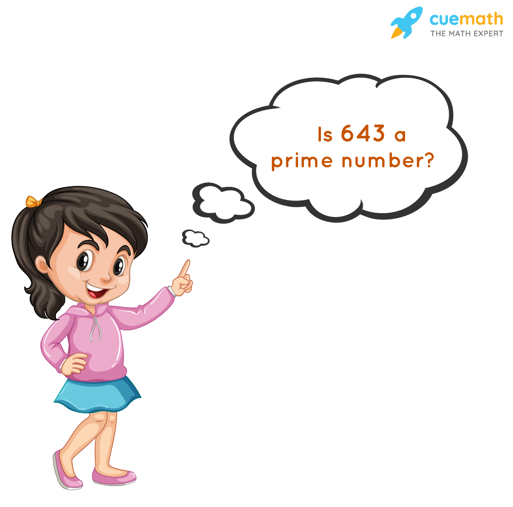 Is 643 a Prime Number?