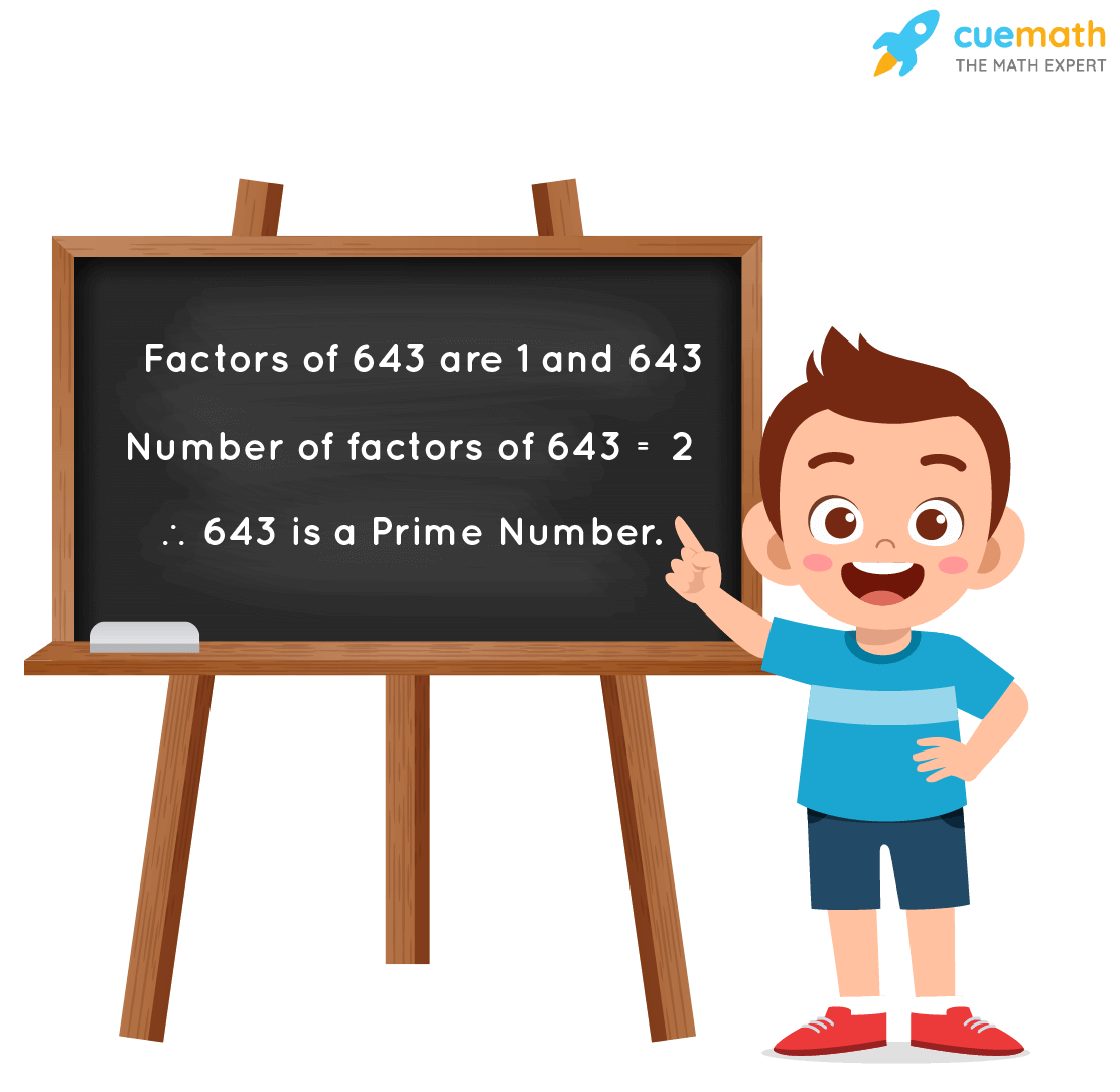 Is 643 a Prime or Composite?
