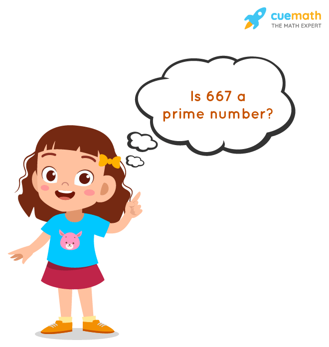 Is 667 a Prime or Composite?