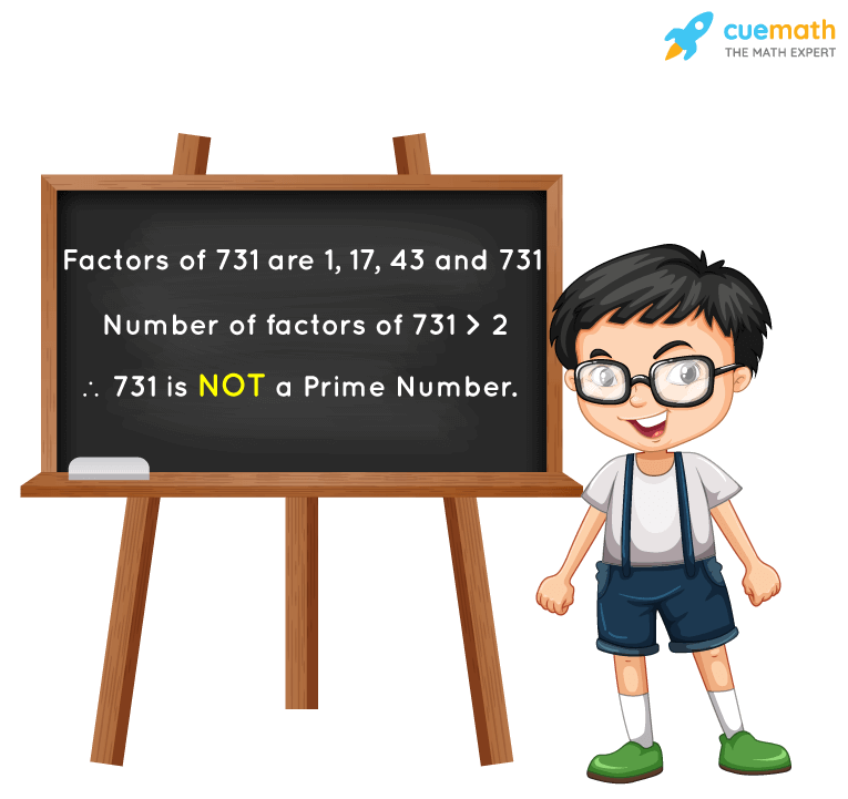 Is 731 a Prime Number?