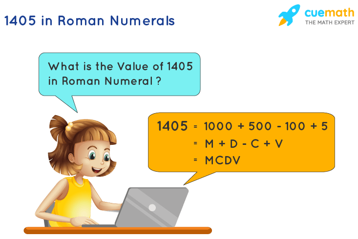 1405 in Roman Numerals
