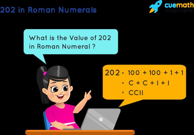 202 in Roman Numerals