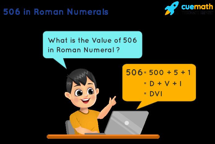 506 in Roman Numerals