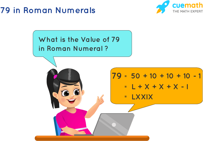 79 in Roman Numerals